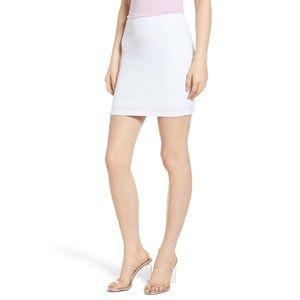 Leith Mini Body-Con Skirt